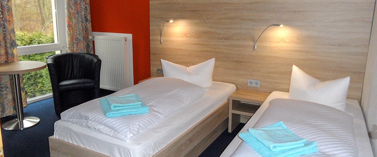 Hotel Pension Heerstrasse Berlin Spandau Staaken
